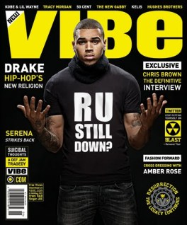 chris brown vibe cover