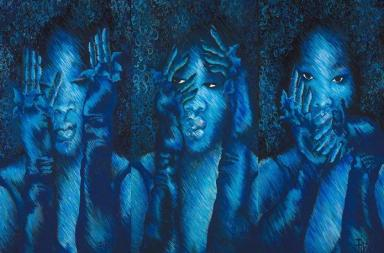 Hear No Evil, See No Evil, Speak No Evil by Brenda Pinkston