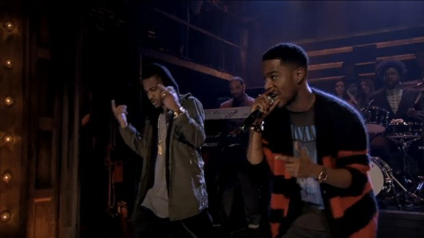 Big Sean Kid Cudi