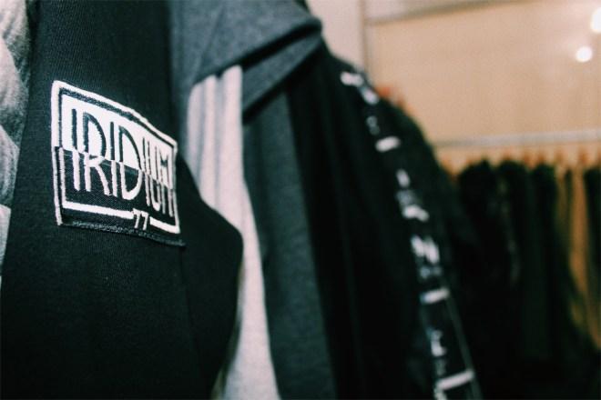 chicago s iridium clothing