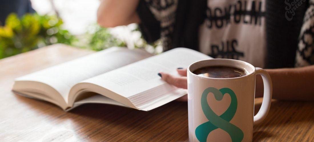Tea mug for PCOS