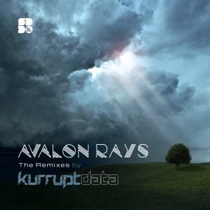 AVALON RAYS - the remixes 1400X1400