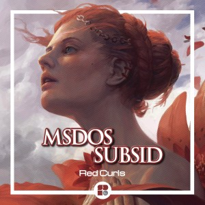 MSDOS SUBSID - RED CURLS 1400X1400