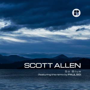 SCOTT ALLEN - SO BLUE 1400X1400