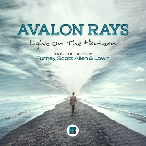AVALON RAYS - LIGHT ON THE HORIZON 1400X1400