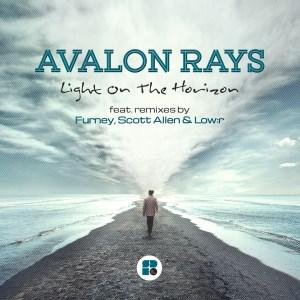 AVALON RAYS - LIGHT ON THE HORIZON 1400X1400