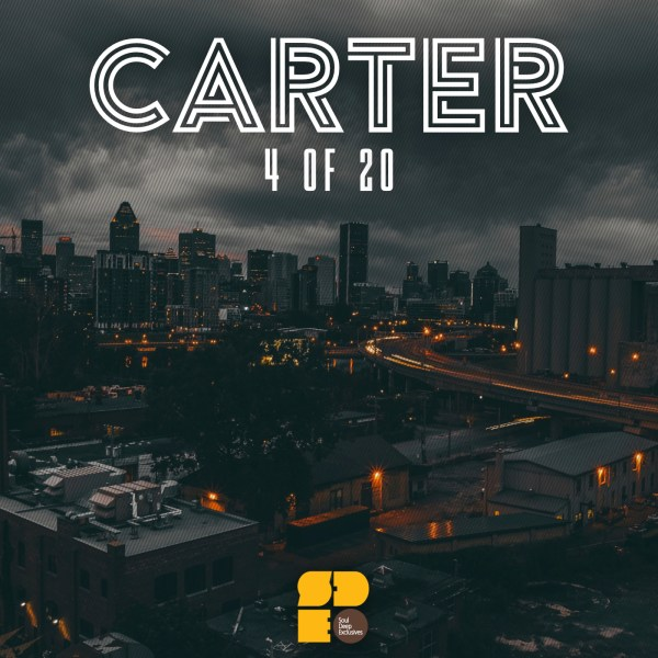 Carter 4 Of 20 Cover Art