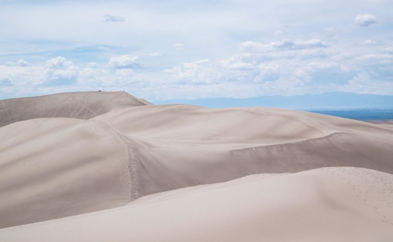 The Great Dune Sea