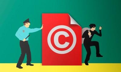 Violações de direitos autorais