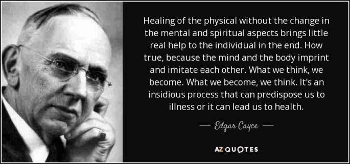 edgar cayce imprint