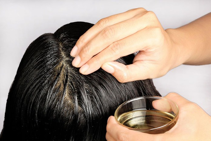 how to get silky hair instantly