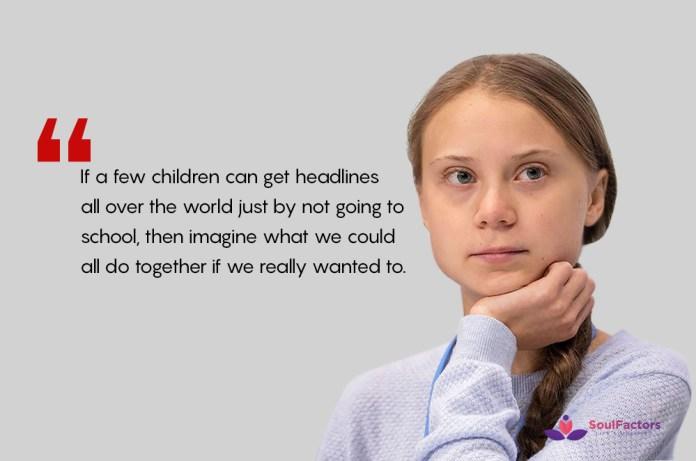 Greta Thunberg Best Quotes