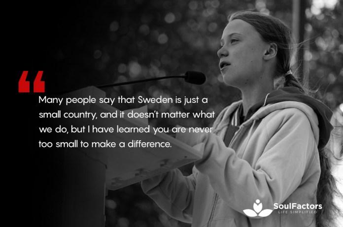 Greta Thunberg Famous Quotes