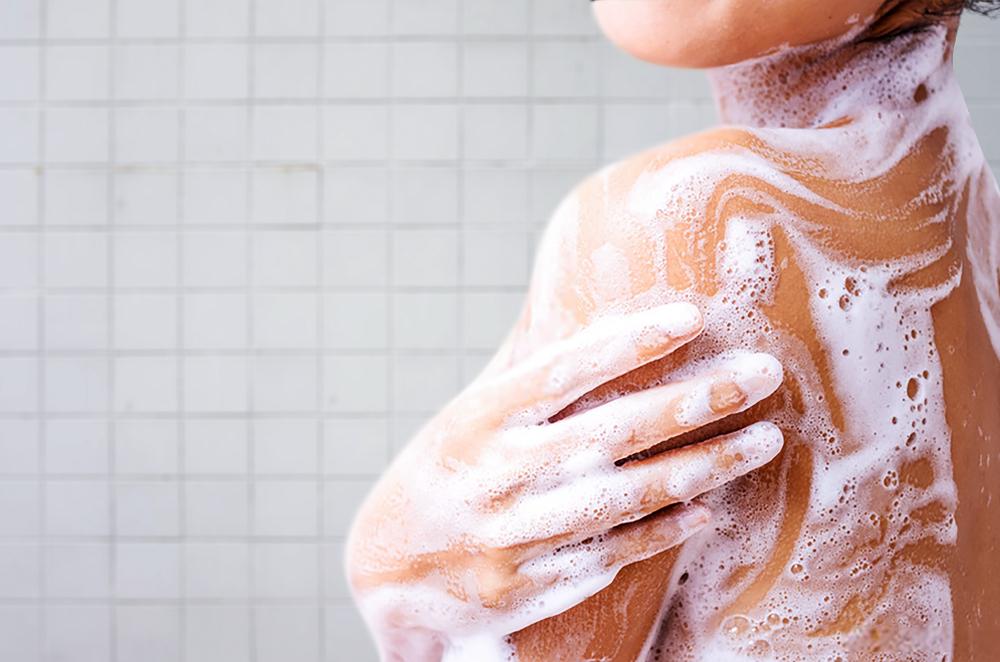 Winter Shower Routine