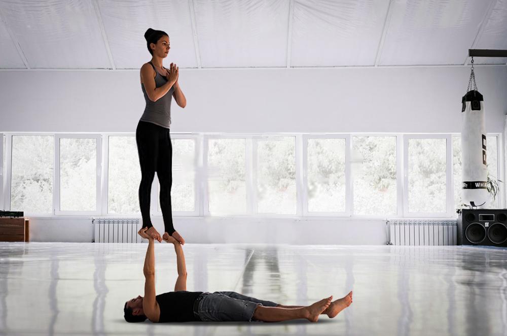 Acro Yoga Flows