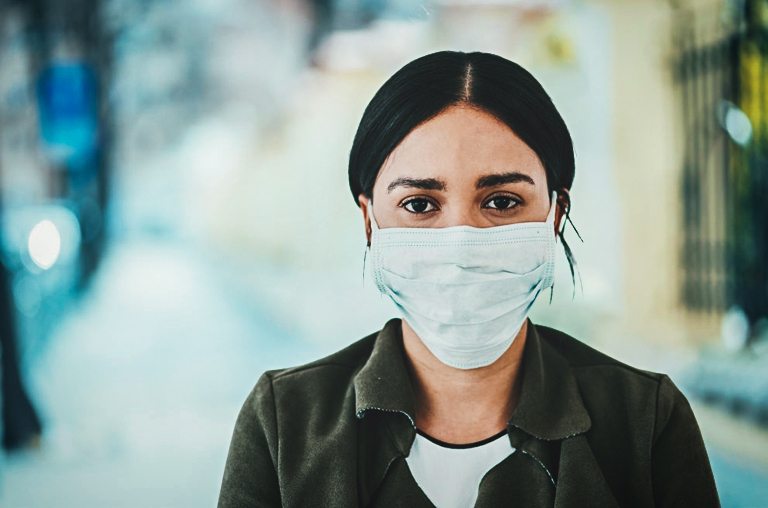 Wearing Masks Will Prevent The Infection