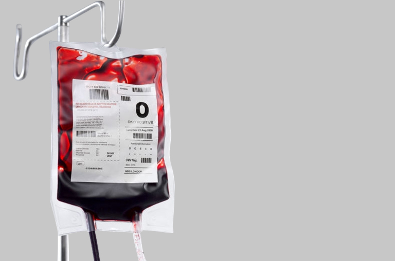 You Will Get Infected Through Blood Donation