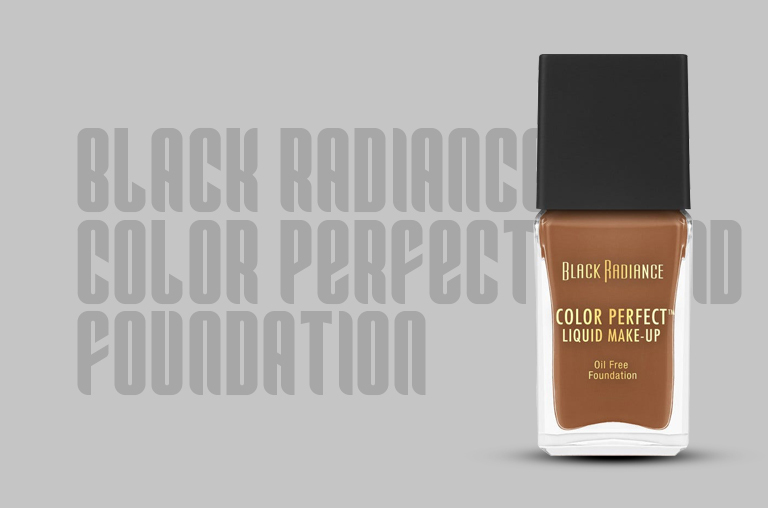 Black Radiance Color Perfect Liquid Foundation