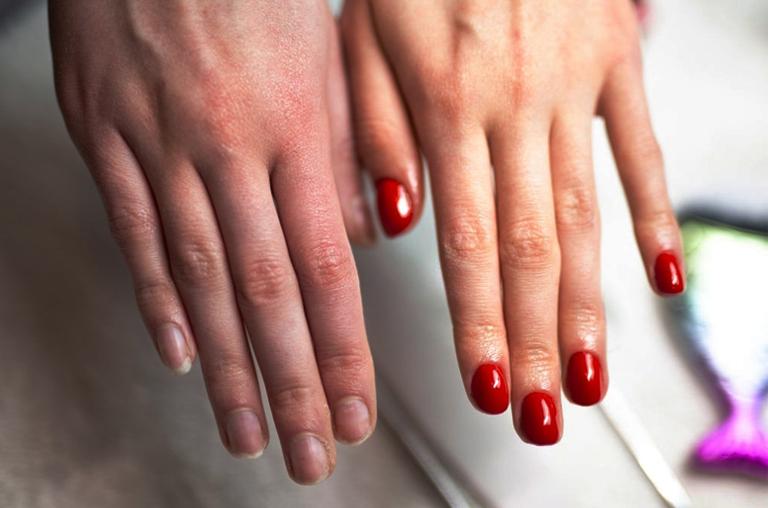 Diy manicure tutorial