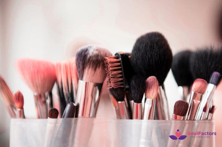 Basic Makeup Brushes