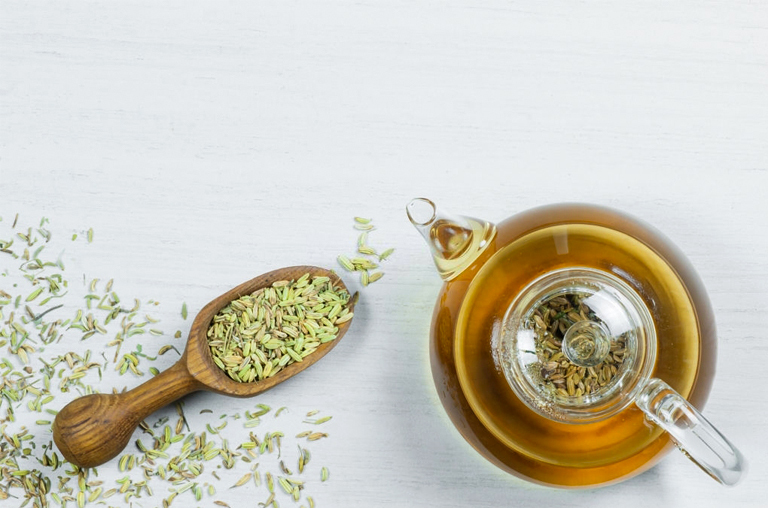 Fennel Tea Preparation and Doses