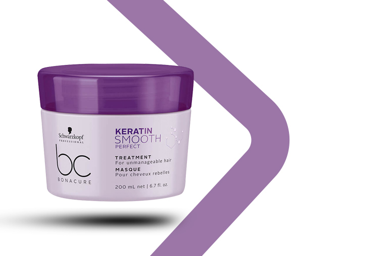 Schwarzkopf Professional BC Keratin Smooth Perfect Treatment