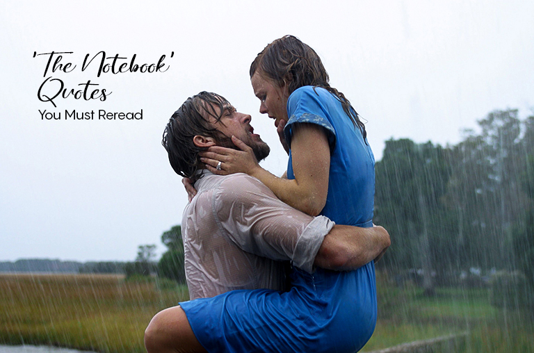 The Notebook Quotes copy