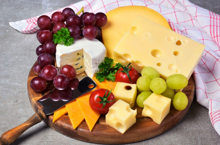 Cheese Board Plate