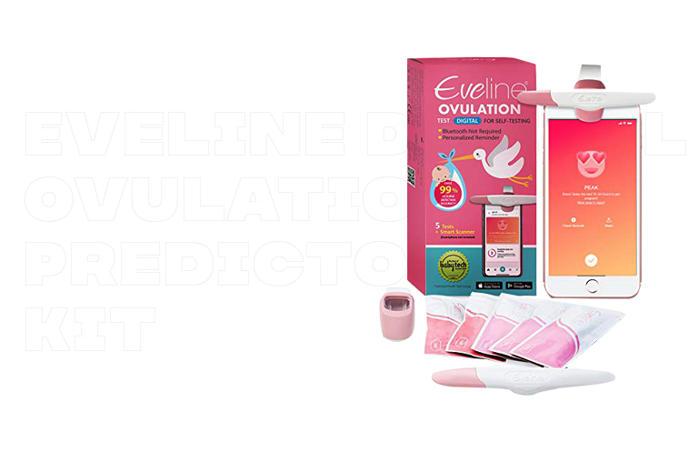 Best Ovulation Tests- Eveline Digital Ovulation Predictor Kit