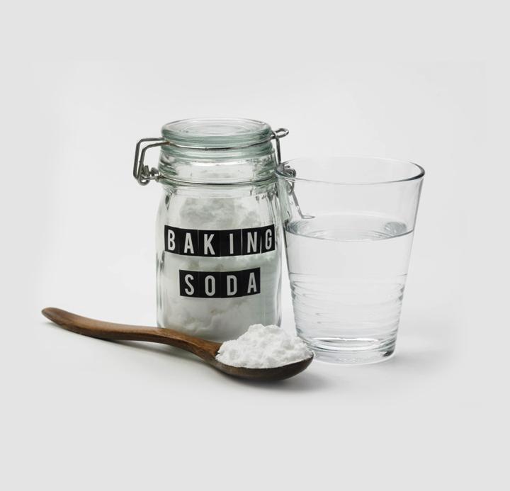 Water And Baking Soda