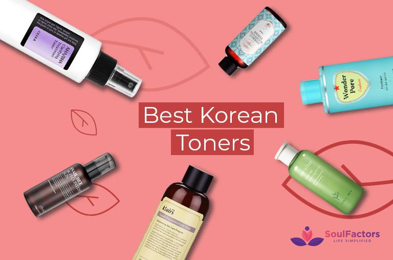 Best Korean Toners - Let's Tone That Face