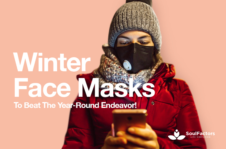 Winter Face Masks To Beat The Year-Round Endeavor