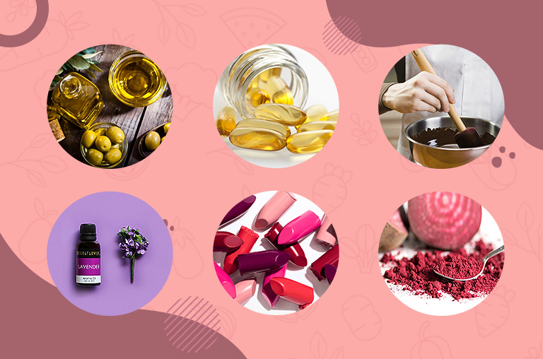 Materials You Need For Making Lip Gloss At Home