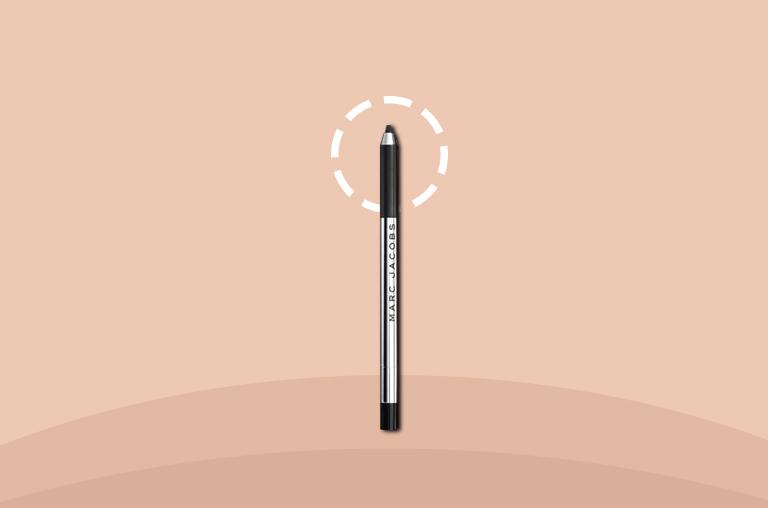 Best Gel-Crayon Marc Jacobs Beauty Highliner Gel Eye Crayon Eyeliner in Brown