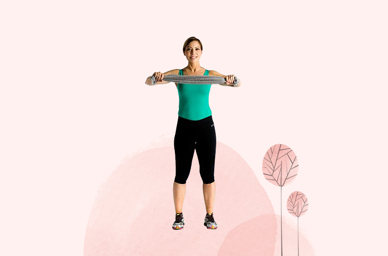 Isometric Chest Contractions