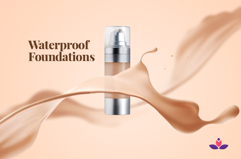 Best Waterproof Foundations For Sunny Summer Days