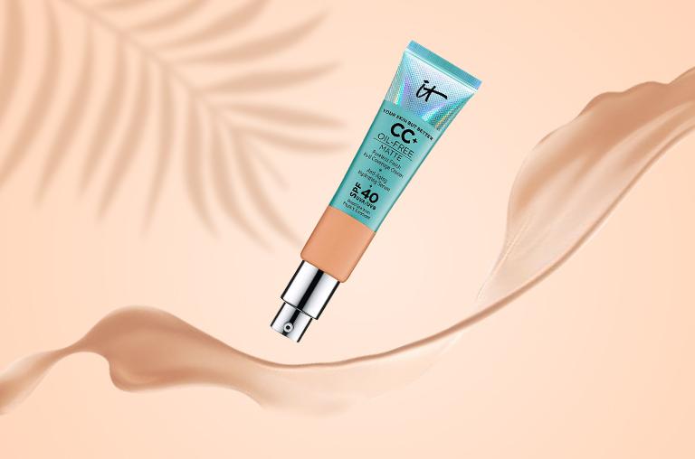 IT Cosmetics CC+ Cream Oil-Free Matte SPF 40