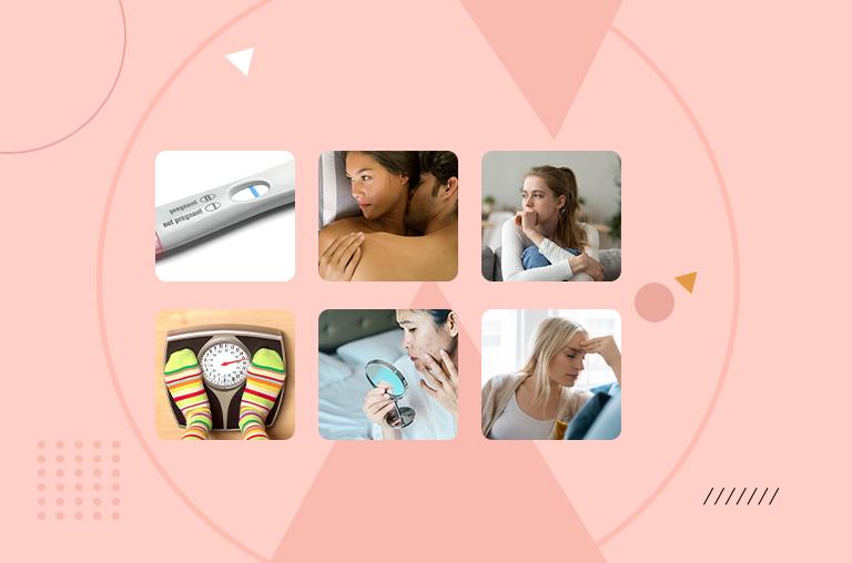 Symptoms of Low Progesterone