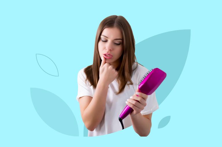 Before Choosing A Straightening Brush