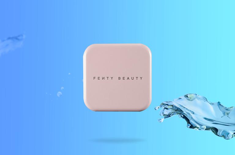Fenty Beauty Dry Brush-Cleaning Sponge