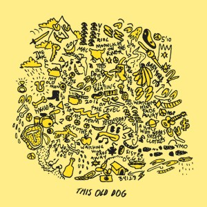 This Old Dog cover album