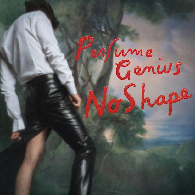 No Shape cover album