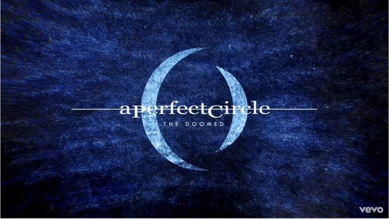 """Cover image of A Perfect Circle new song """"Doomed"""""""