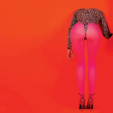 Cover of st. vincent's MASSEDUCTION