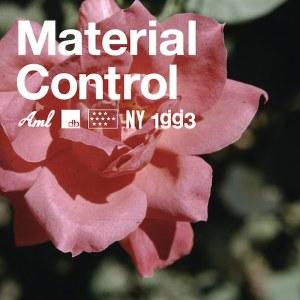 Material Control cover album