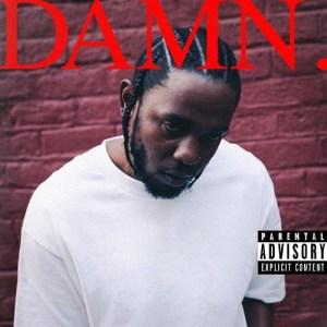 Damn cover album