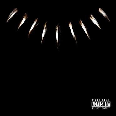Black Panther Soundtrack album cover