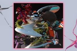 Lee Gamble Exhaust album cover