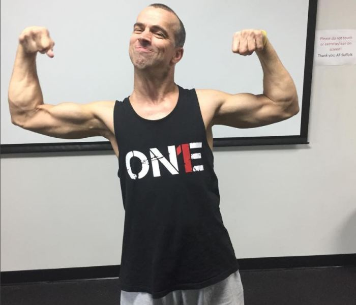 Bodybuilder With Disability Shows World, The Strength Of Mind And Fitness
