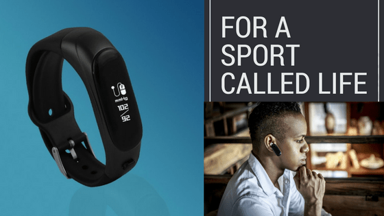 Soulfit Sonic, An Ideal Fitness Band For Professionals